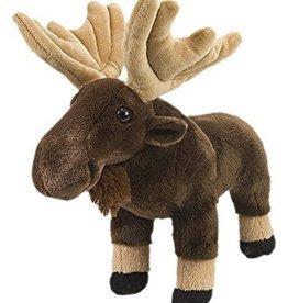 "Wild Republic Moose Standing 12"""