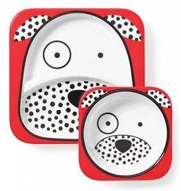 Skip Hop Zoo Plate & Bowl Set