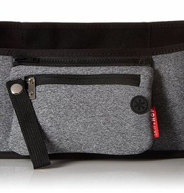 Skip Hop Grab & Go Stroller Organizer- Heather Grey