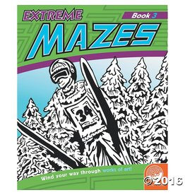 MindWare Extreme Mazes Book 3