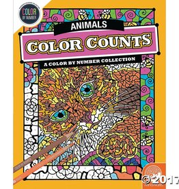 MindWare Animals Colour Counts