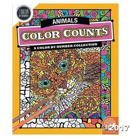 MindWare Animals Colour Counts