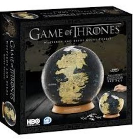 HBO Game of Thrones Globe Puzzle