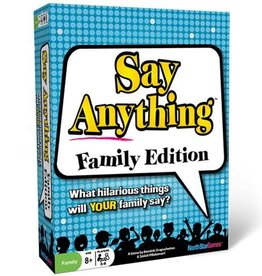 NorthStar Games Say Anything: Family Edition