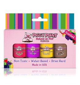 Piggy Paint 4 Pack Scented