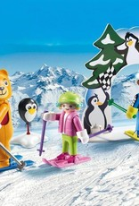 playmobil ski lesson - Playmobil Ski