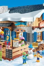 playmobil ski lodge 9280 - Playmobil Ski