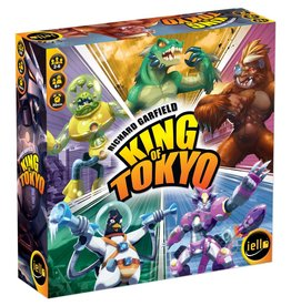 Iello Games King of Tokyo 2nd Edition
