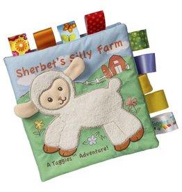 Mary Meyer Taggies Sherbet Lamb Soft Book