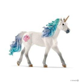 Schleich Sea Unicorn Stallion (70571)