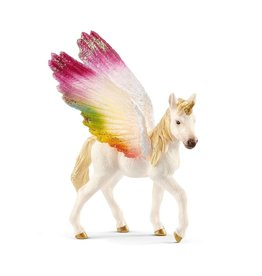Schleich Winged Rainbow Unicorn (70576)