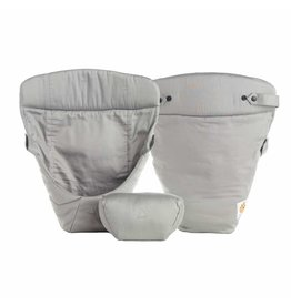 Ergobaby Easy Snug Infant Insert Grey
