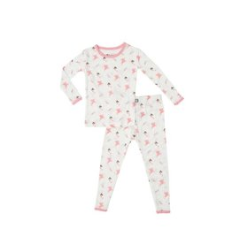 Kyte Baby Printed Toddler Pajama Set in Mythical