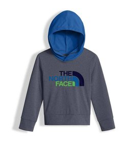 The North Face Toddler LS Hike/Water Tee TNF Medium Grey Heather