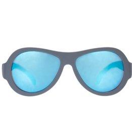 Babiators Aviator - Blue Steel W/ Mirror Lenses