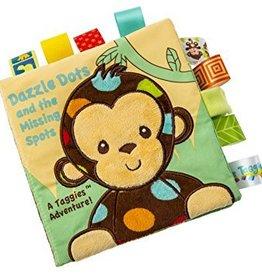 Taggies Dazzle Dots Monkey Soft Book