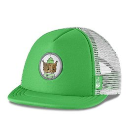 The North Face Mini Trucker Hat Classic Green