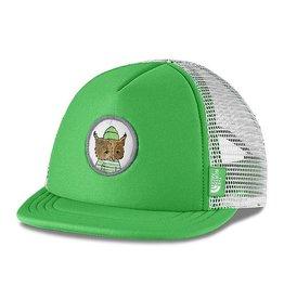 The North Face Mini Trucker Hat Classic Green