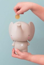 A Little Lovely Company Money Box: Elephant