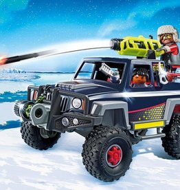 Playmobil Ice Pirates with Snow Truck