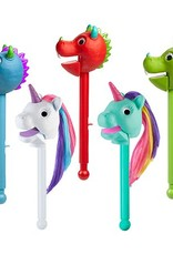 Educational Insights Puppet On A Stick Red Dragon