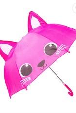 Pink Cat Umbrella