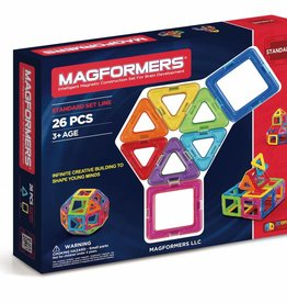 Magformers Rainbow 26 piece Set