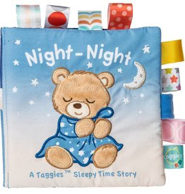 Mary Meyer Taggies Starry Night Teddy Book