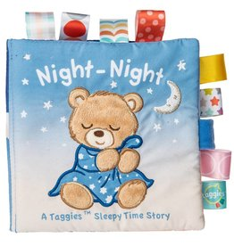 Mary Meyer Taggies Starry Night Teddy Book