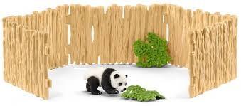 Schleich Panda Enclosure