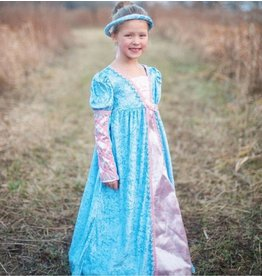 Great Pretenders Lady Lucy Dress with Halo Size 5-7