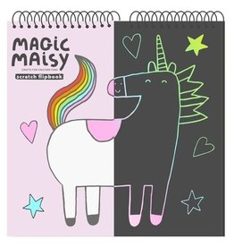 Magic Maisy Scratch Flipbook