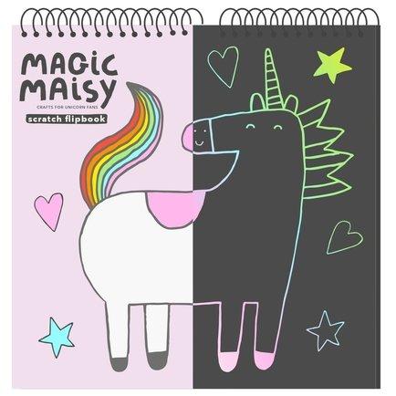 Magic Maisy Scratch Flipbook