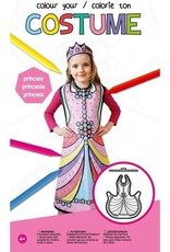 Colour your Costumer princess