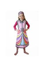 Colour your Costumer princess