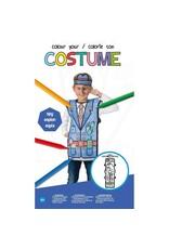 Colour your Costume Spy