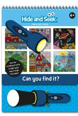 Hide & Seek Fun Activity Book