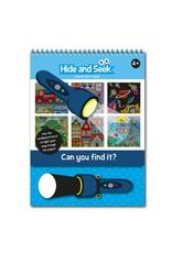 Hide & Seek Fun Activity Book