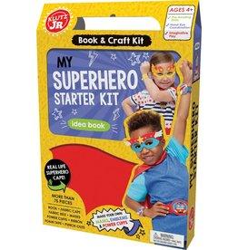 Klutz My Superhero Starter Kit