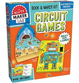 Klutz Circuit Games Maker Lab