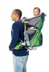 Deuter Kid Comfort Air- Graphite Spring
