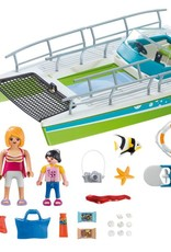 Playmobil Glass-Bottom Boat with Underwater Motor