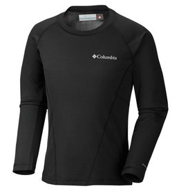 Columbia Midweight Base Black Crew 2
