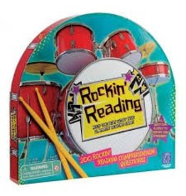 Educational Insights Rockin' Reading Comprehension Game
