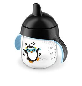 Avent My Little Sippy Cup Black 9oz 9m+