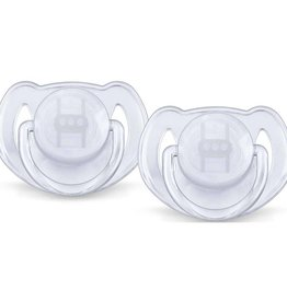 Avent Translucent Soother Newborn 0-6 mo