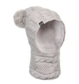 Kombi The Snood Children Balaclava Silver Clouds