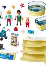 Playmobil Aquarium Shop