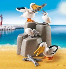 Playmobil Pelican Family