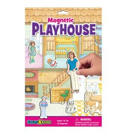 Magnetic Play House